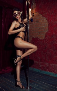 Проститутка Доминика